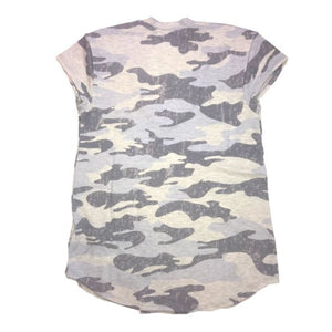 Camo tank shirt and shorts (Camouflage)
