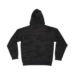 Black Forest Camo Hoodie (Shades of Black)