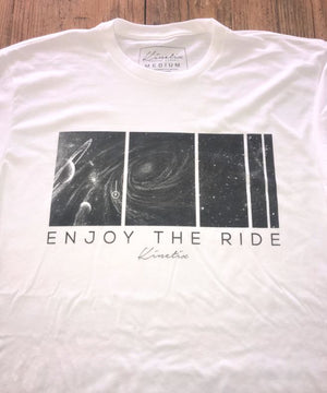 Enjoy The Ride (White)