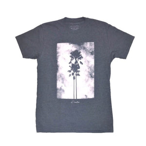 Cloudy Palms (Vintage Black)