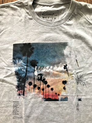 Sunset in Paradise (Grey)