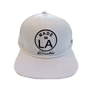 Made In LA, Enjoy Life (White trucker)