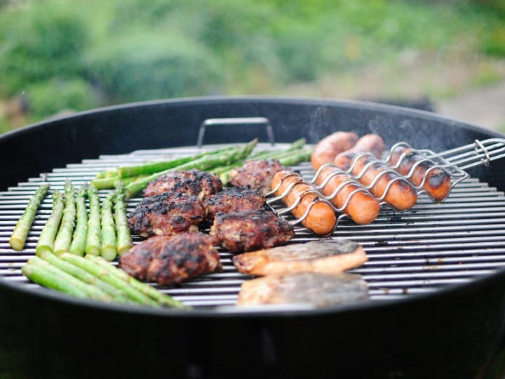 4 Tips For Healthier BBQ Grilling
