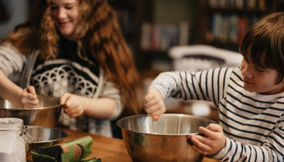 7 Awesome Ways to get Kids Involved in the Kitchen