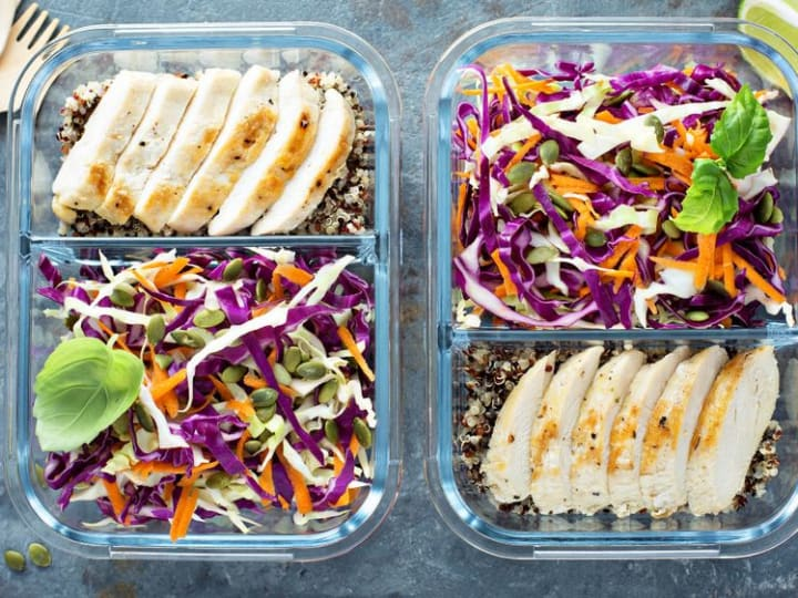 Five Tips For Mastering Meal Prep