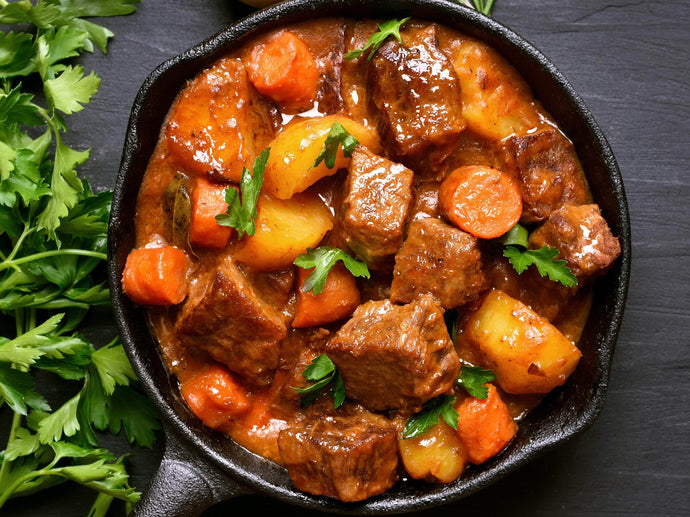 Irish Beef and Stout Stew