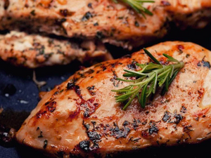 Organic Chicken Breast Marinades