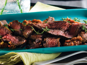 6 Healthy Steak Recipes