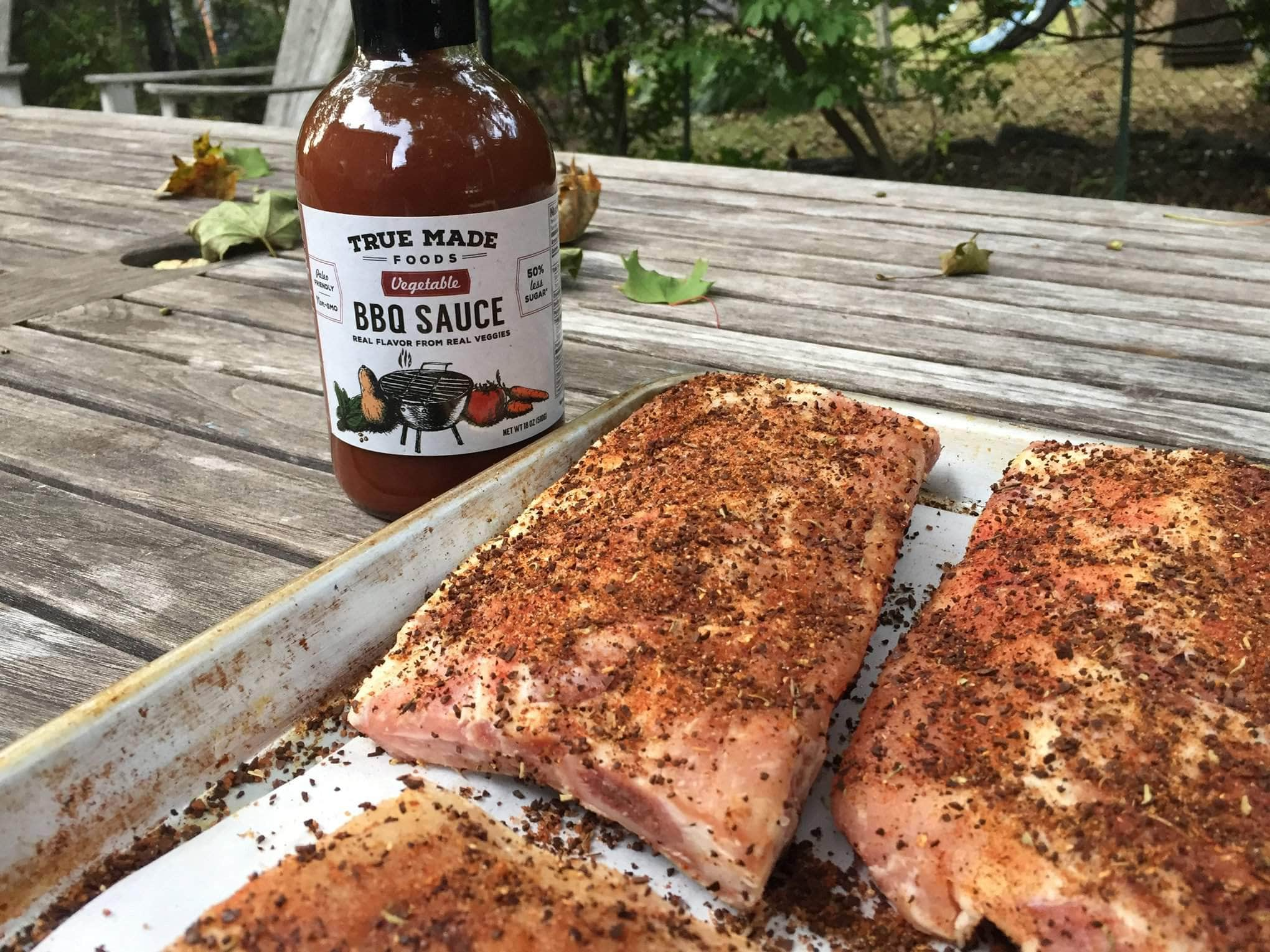 From the Kitchen of the CEO: BBQ Pork Ribs with True Made Foods Image