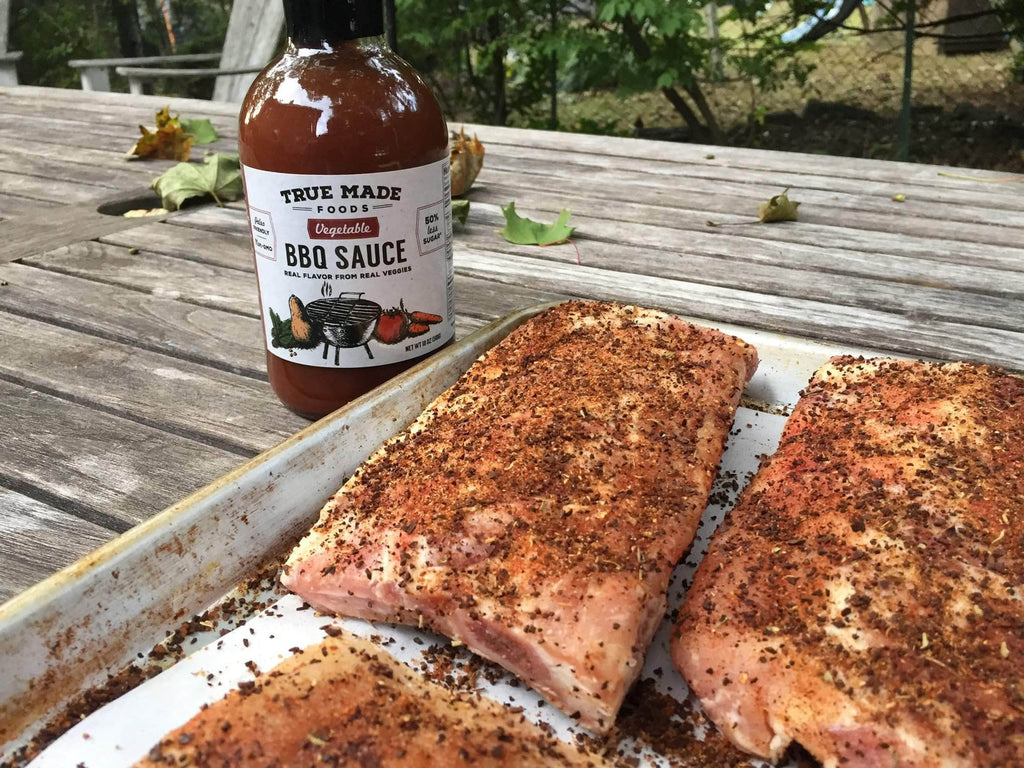 From the Kitchen of the CEO: BBQ Pork Ribs with True Made Foods