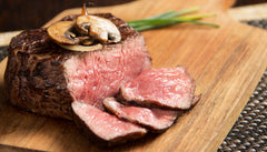 Greensbury grass-fed organic filet mignon