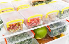 How to stock your freezer with easy meal items
