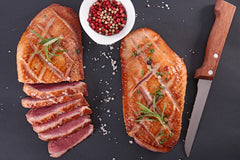 Greensbury all natural pasture raised duck breast