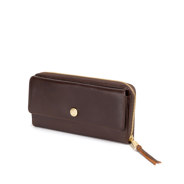 Avenue Wallet | Leather