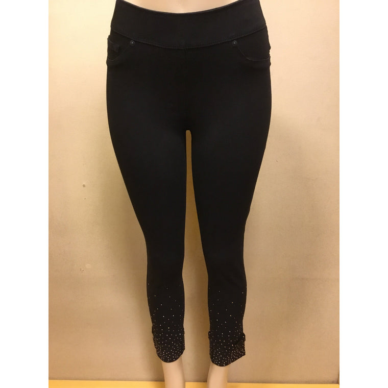Black Luxe Pants