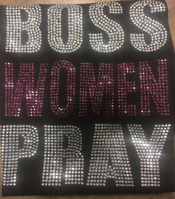 Boss Women Pray