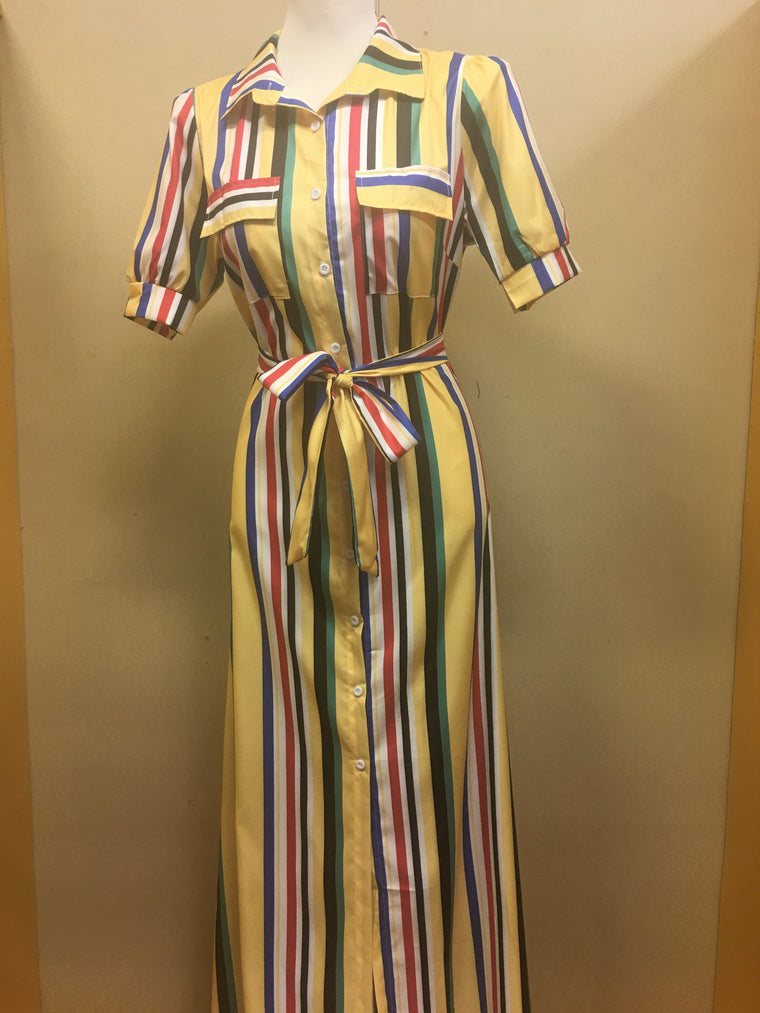 Colorful Strip Boss Maxi