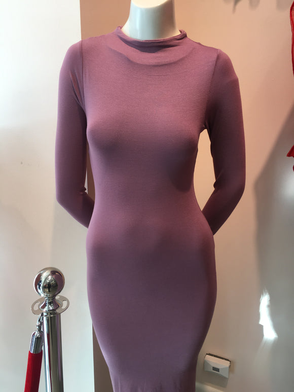 Pink Hour Glass Dress