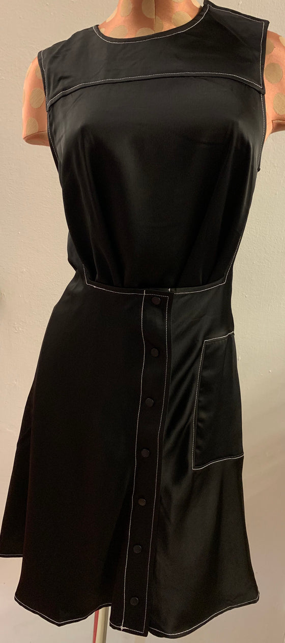 Carrie Shaw Black dress