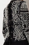 Black Pearl Embellishment Jacket