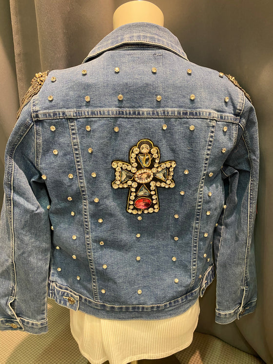 The Wow Denim Jacket