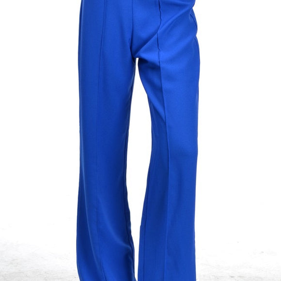 Royal Blue Dress Pants