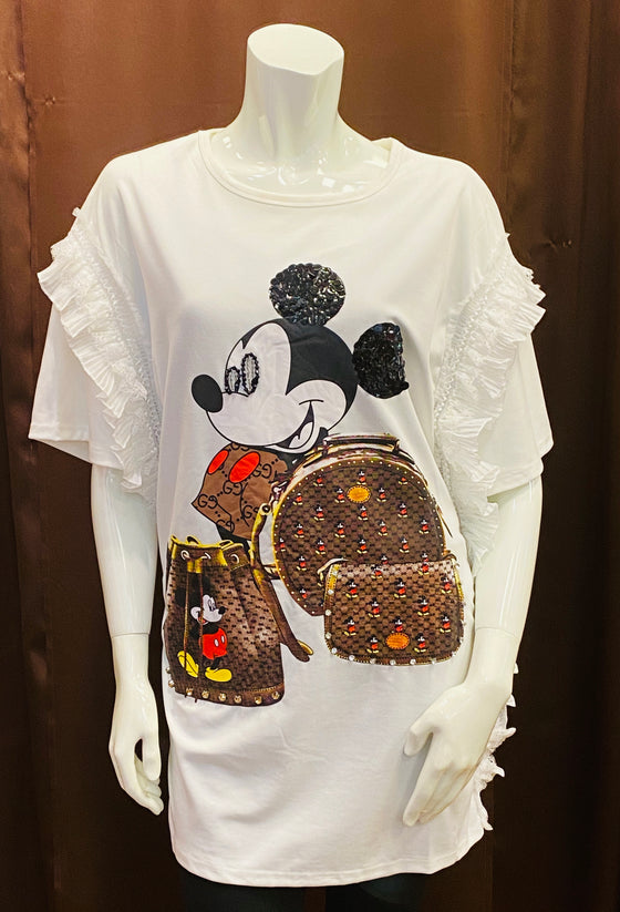 Mickey Bag Dress