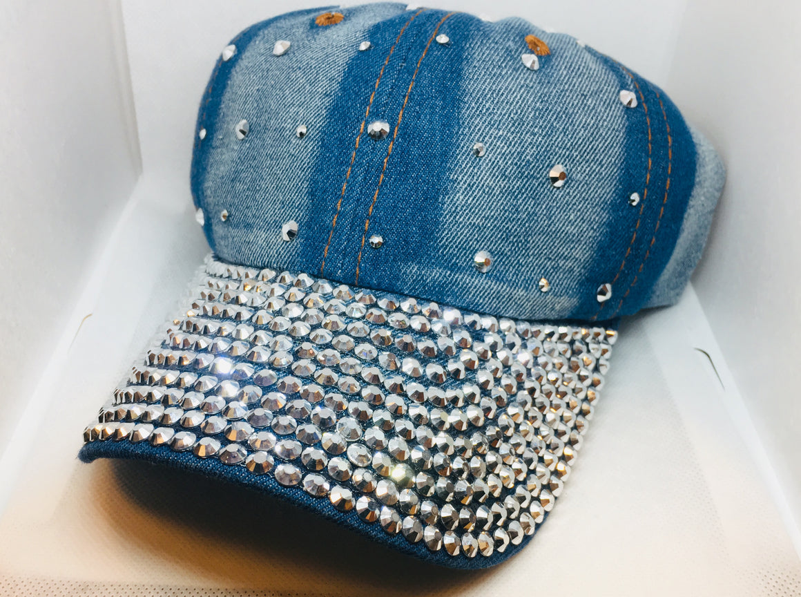 Denim Bing Hat