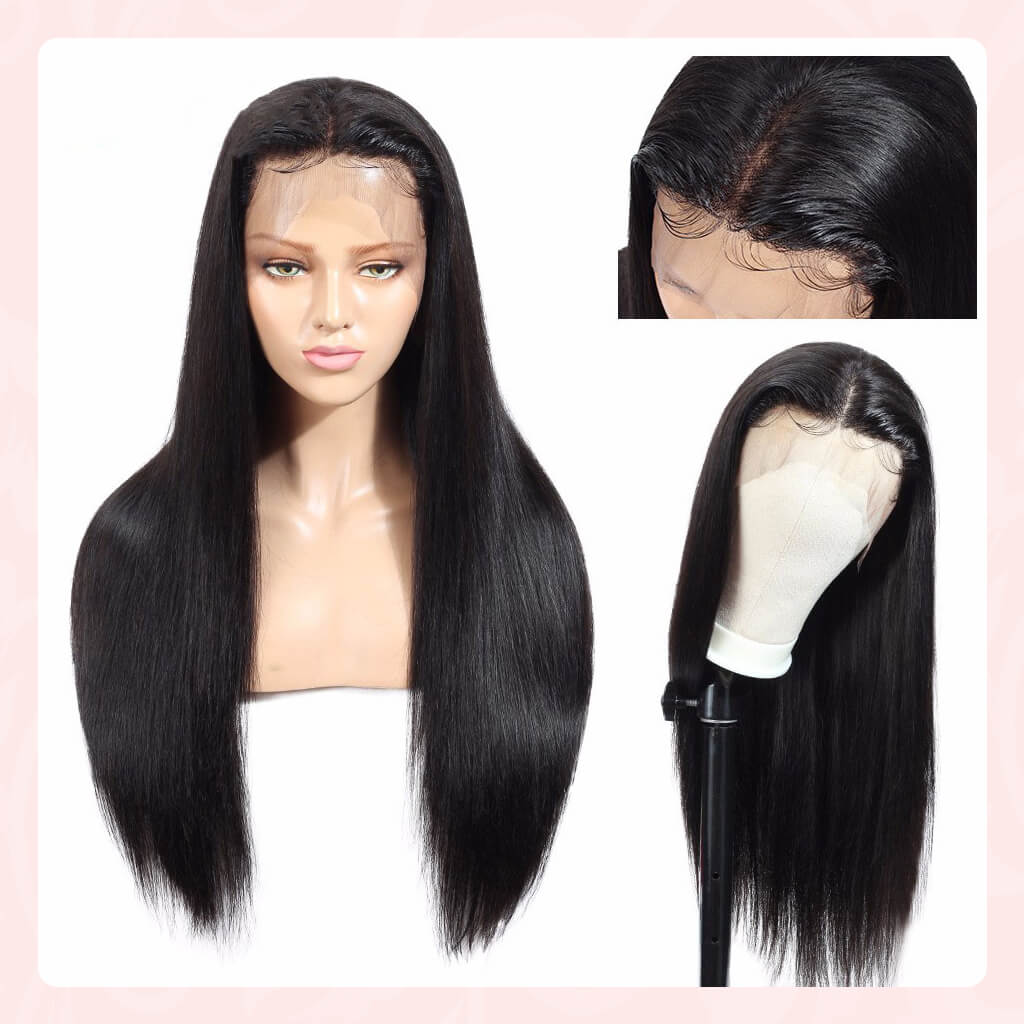 13X4 HD Lace Front Wig