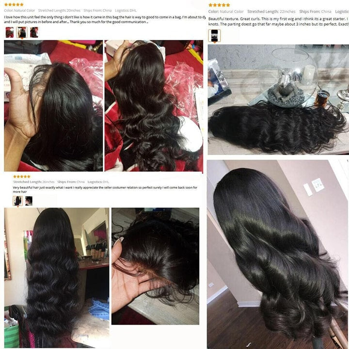 13x4 Brazilian Body Wave Lace Front Wig Pre Plucked Cheap 100 Real Human Hair Lace Frontal Wigs For Black Women