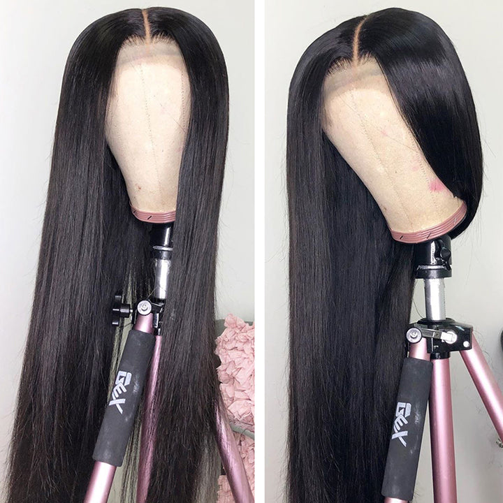 glueless lace frontal wig