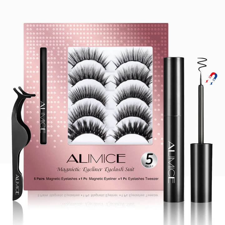 Magnetic Eyeliner and Lashes Set