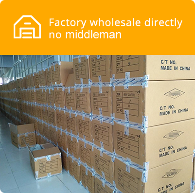 Factory wholesale directly no middlemen