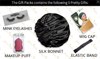 jessie's selection hair gift packs