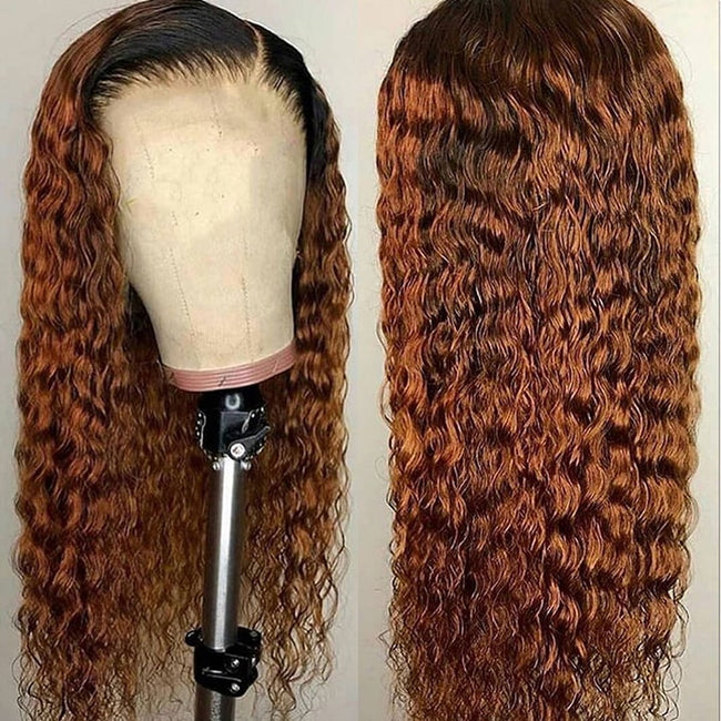colored lace frontal wigs