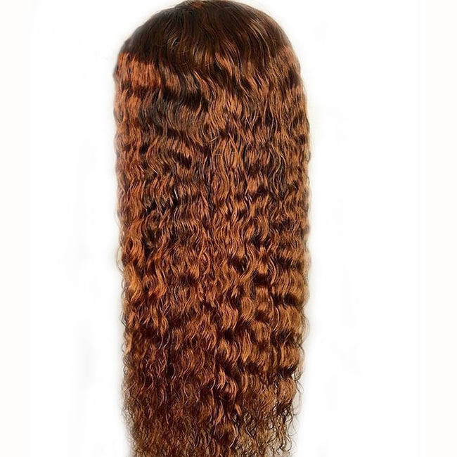 ombre frontal wigs