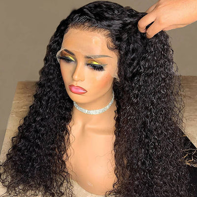 curly Lace Part Wigs