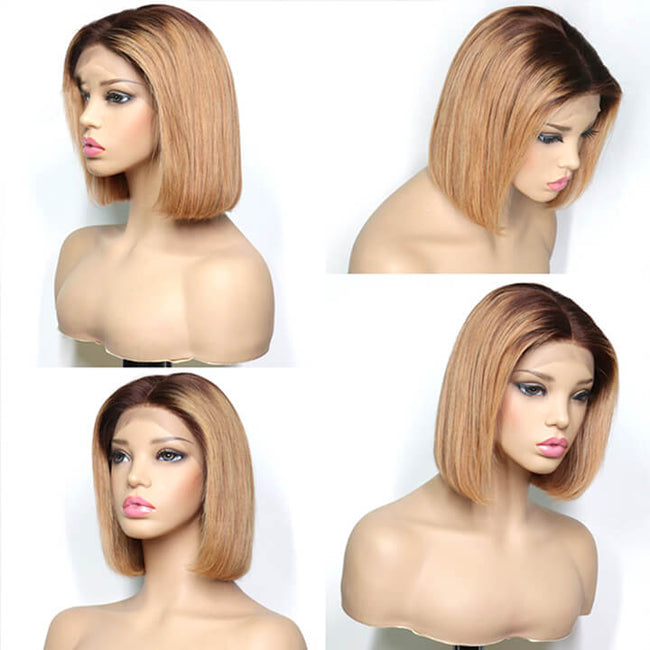 color 27 hair wig