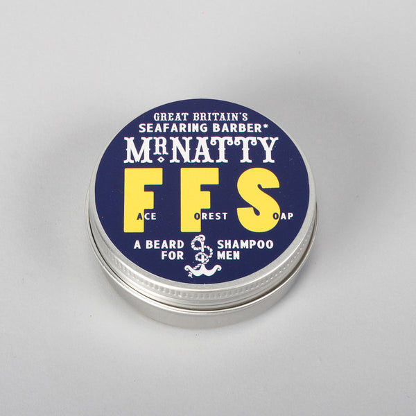 Mr Natty Face Forrest Soap