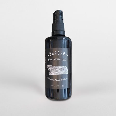 Barber Aftershave Balm