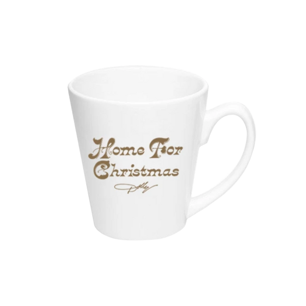 HOME FOR CHRISTMAS COFFEE MUG