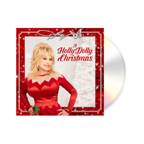 A HOLLY DOLLY CHRISTMAS - CD