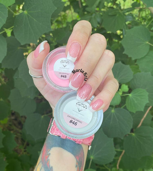 FT48 Delightful (FRENCH TIP PINK)