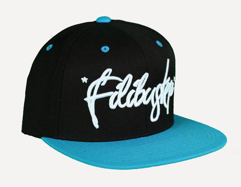Fili Snapback - Blue/Black