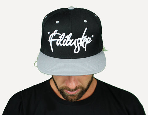 Fili Snapback - Grey/Black