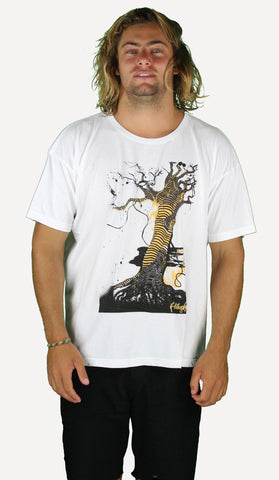 Trippee Tree - White