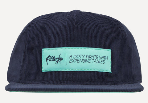 Forest Green + Flannel Grey Snapback