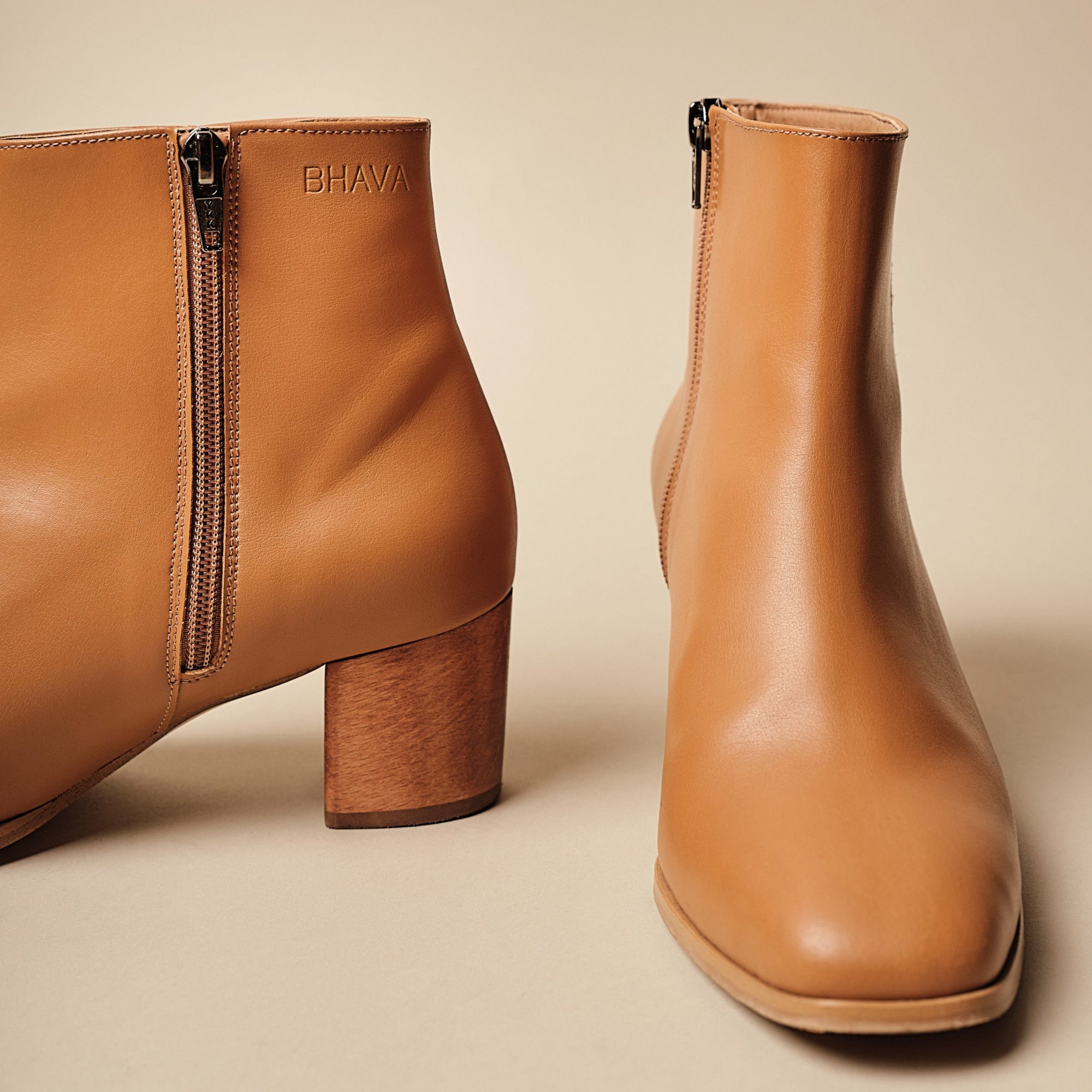 JACKIE LOW ANKLE BOOTIE