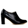 LONDON Block Heel Low Boot