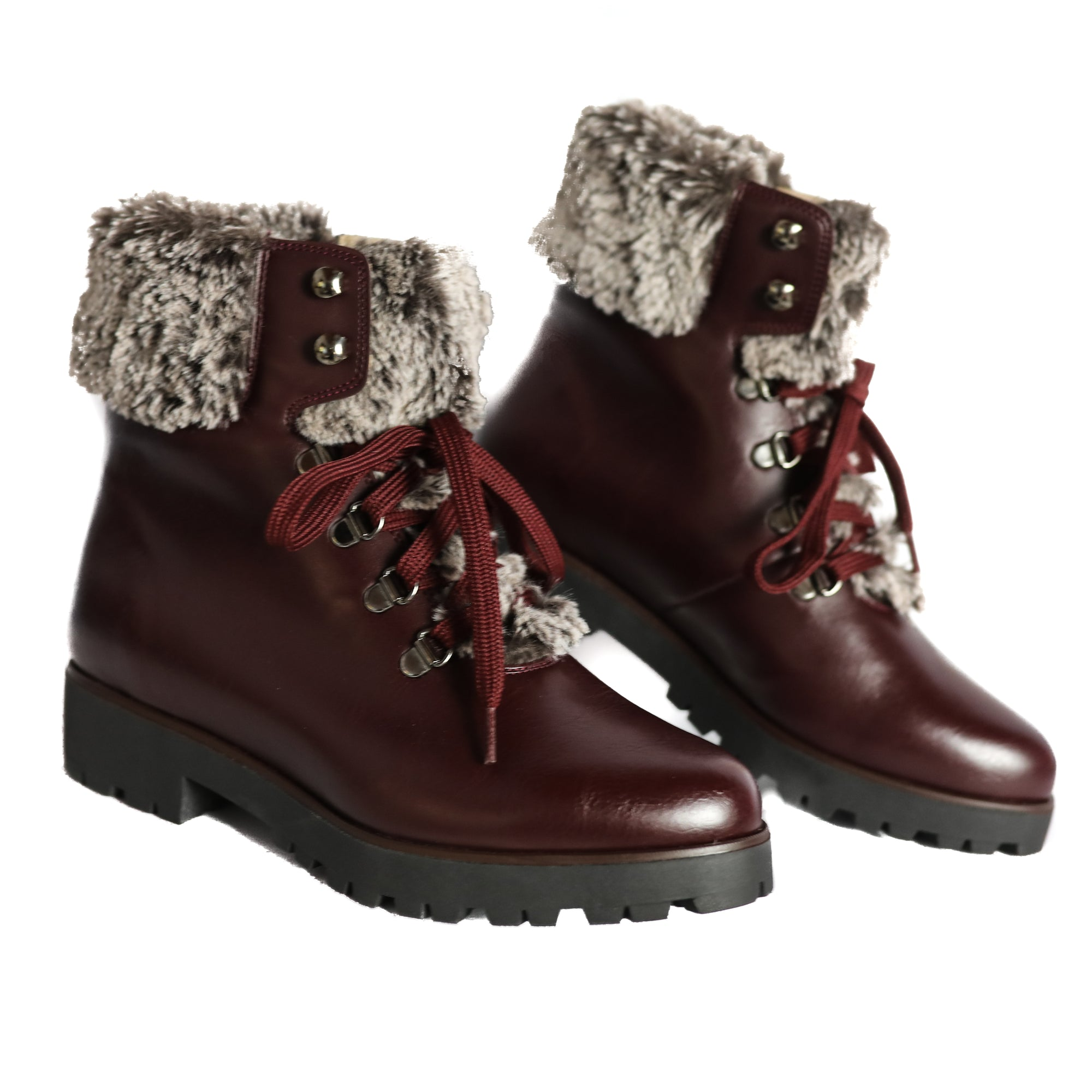 LAST CALL OSLO WINTER COMBAT BURGUNDY